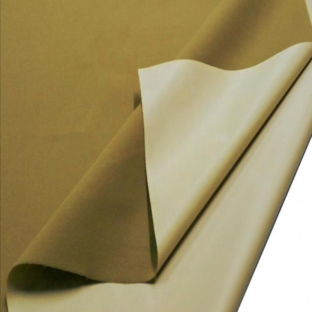 Tessuto arredo impermeabile da esterno - nocciola