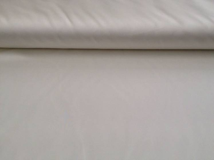 Tessuto in raso liscio con effetto lucido - bianco2