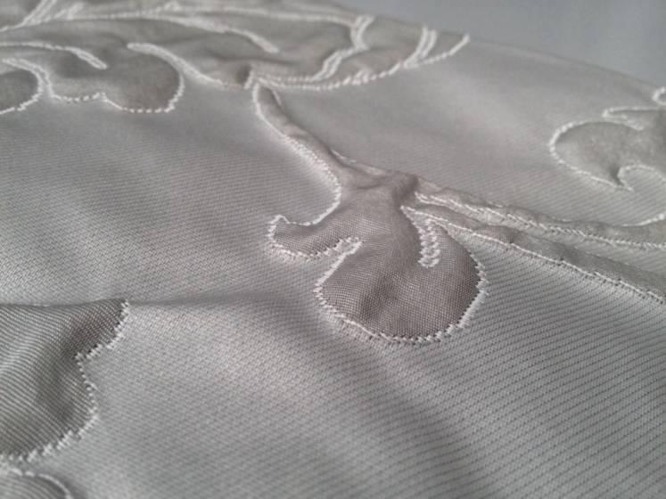 Tessuto per arredo e tendaggio motivo damascato - varianti colori1