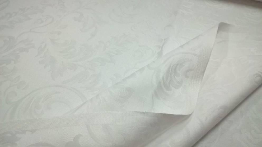 Tessuto elegante damascato in cotone 2