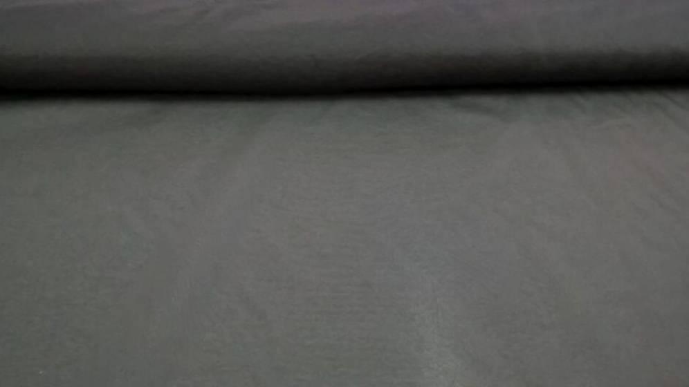 Tessuto per tendaggi velo d' organza semitrasparente -col.  grigio