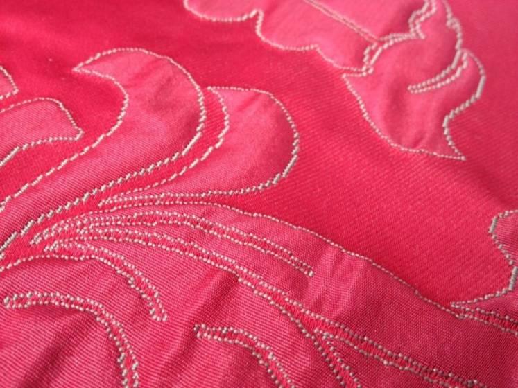 Tessuto per arredo e tendaggio motivo damascato - varianti colori2
