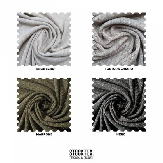 Tessuto abiti maglina misto cotone - varianti colori