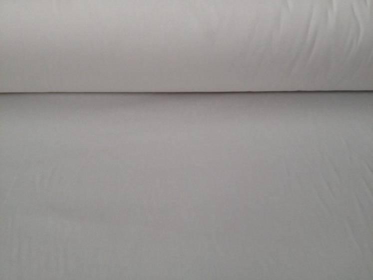 Tessuto per abiti in cotone rasato - bianco2