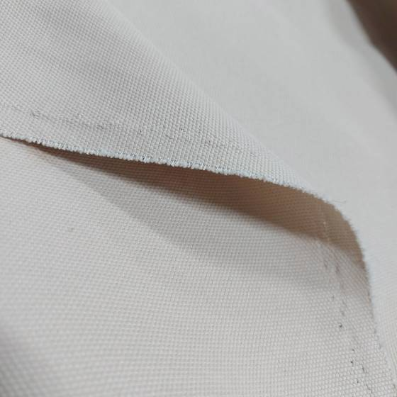 Tessuto per tendaggi oscurante panama ignifugo 2