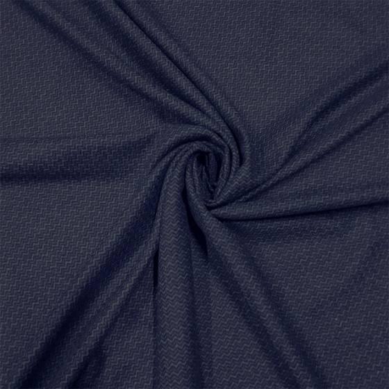 Lana per abbigliamento invernale motivo geometrico