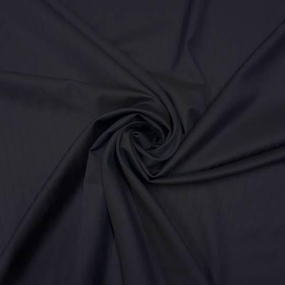 Fresco di lana per abbigliamento a righe tono su tono