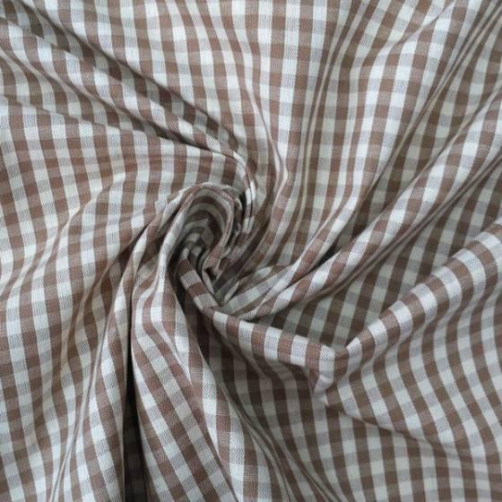 Tessuto cotone motivo a quadretti - varianti colori