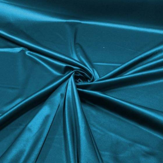Tessuto per abiti in raso brillante - varianti colori