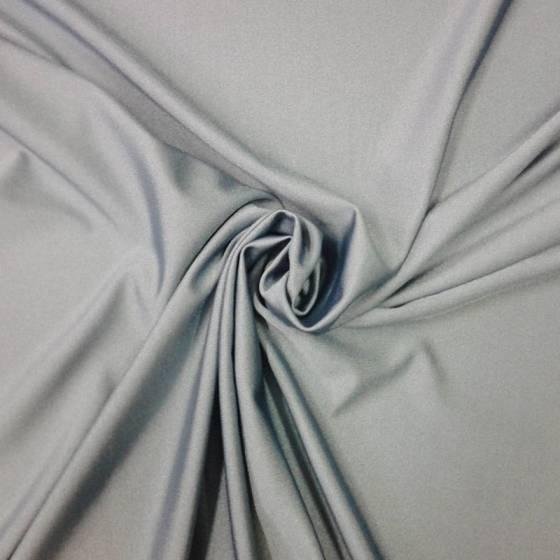 Tessuto per abiti in lycra - azzurro