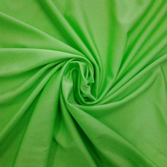 Tessuto per abiti in lycra  - verde