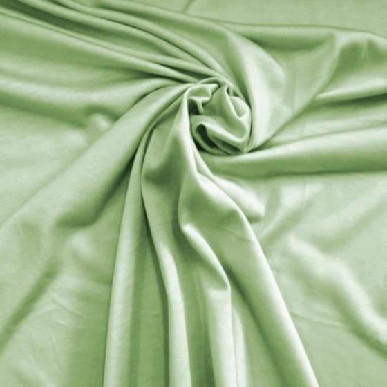 Tessuto in maglina leggera - verde pistacchio