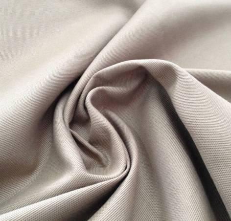 Tessuto per arredo panama misto cotone - beige
