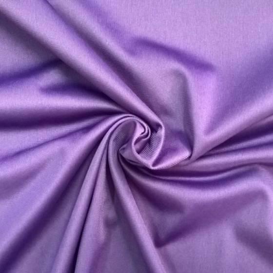 Tessuto in poliestere simil maglina - viola