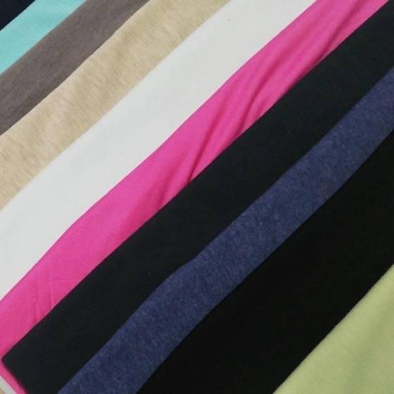 Tessuti a peso maglina cotone - varianti colori