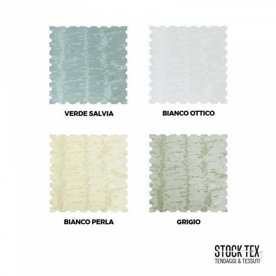Tessuto tendaggio Galactic - vari colori2