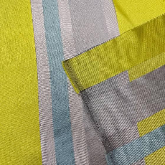 Tessuto tendaggio a righe colorate - vari colori2