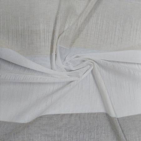 Tessuto tendaggio a righe orizzontali - varianti 3
