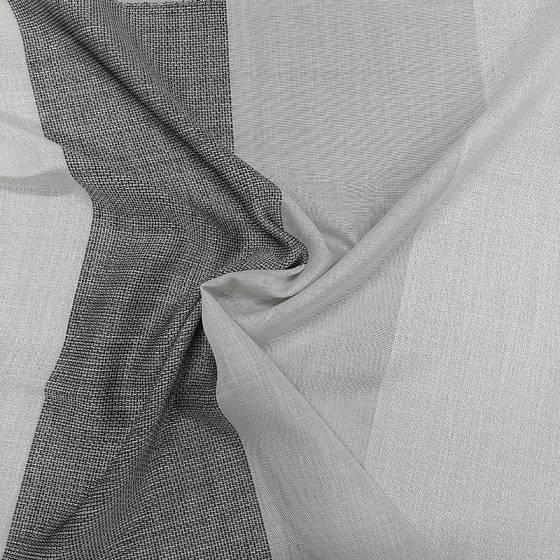 Tessuto tendaggio a righe colori neutri - varianti2