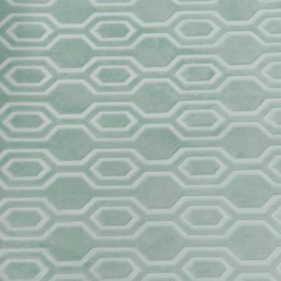 Tessuto arredamento Agnes vellutato motivo geometrico - vari colori 3