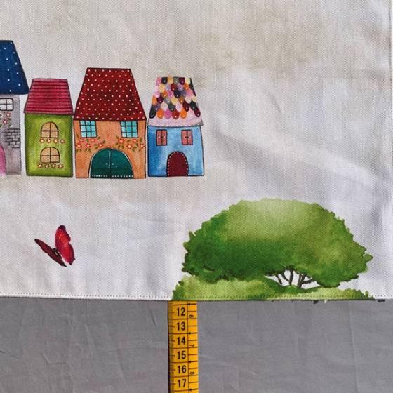 Tessuto per tendaggio con disegni fantasia per bambini3
