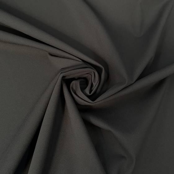 Tessuto abbigliamento in Lycra colore nero