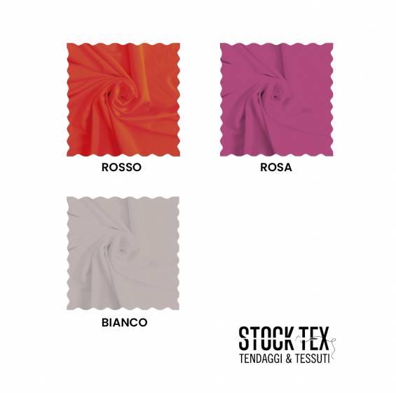 Tessuto in Lycra per abbigliamento elasticizzato - varianti colore3