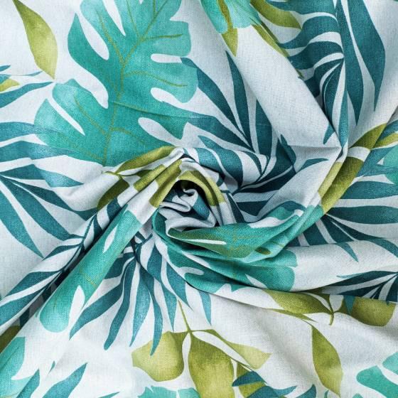Tessuto per rivestimento ecofriendly fantasia Jungla -varianti colori 6