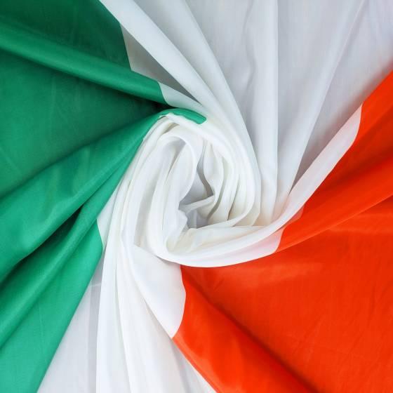 Tessuto bandiera Italia